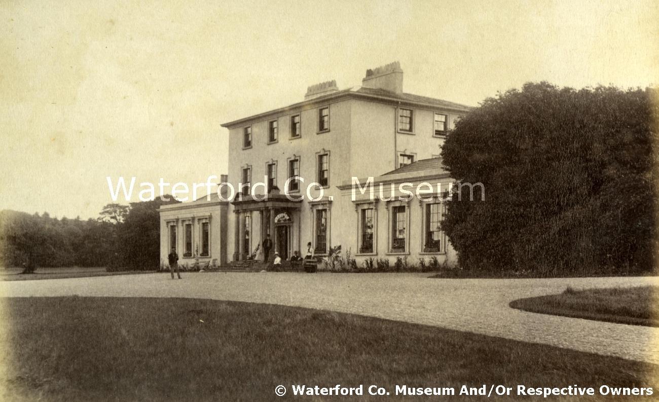Ballinamona House near Tramore